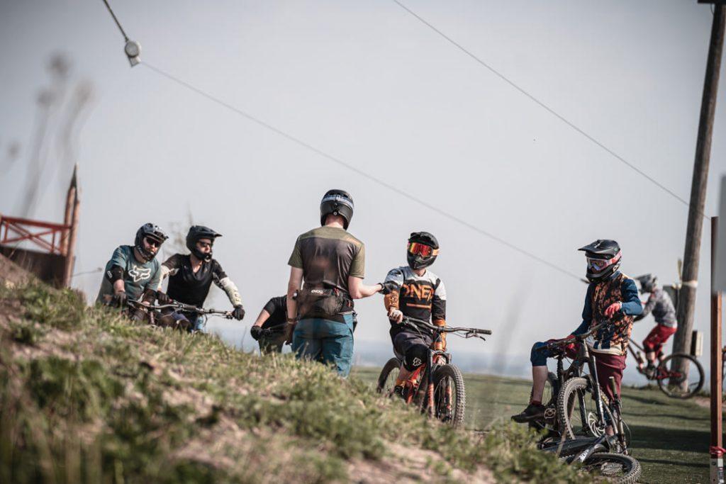 Enduropyöräilijöitä Funduro Cupissa